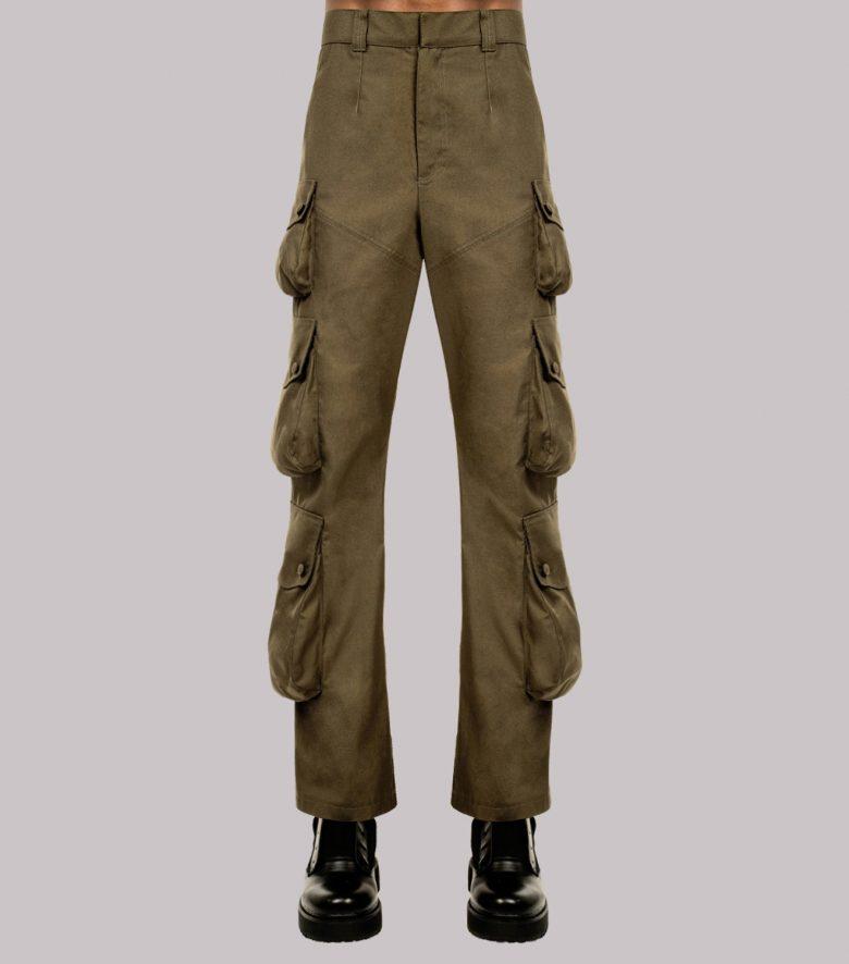 REAMEREI: pantaloni con maxi tasche 23