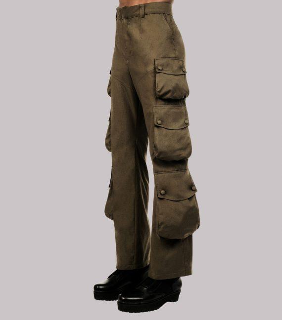 REAMEREI: pantaloni con maxi tasche 21