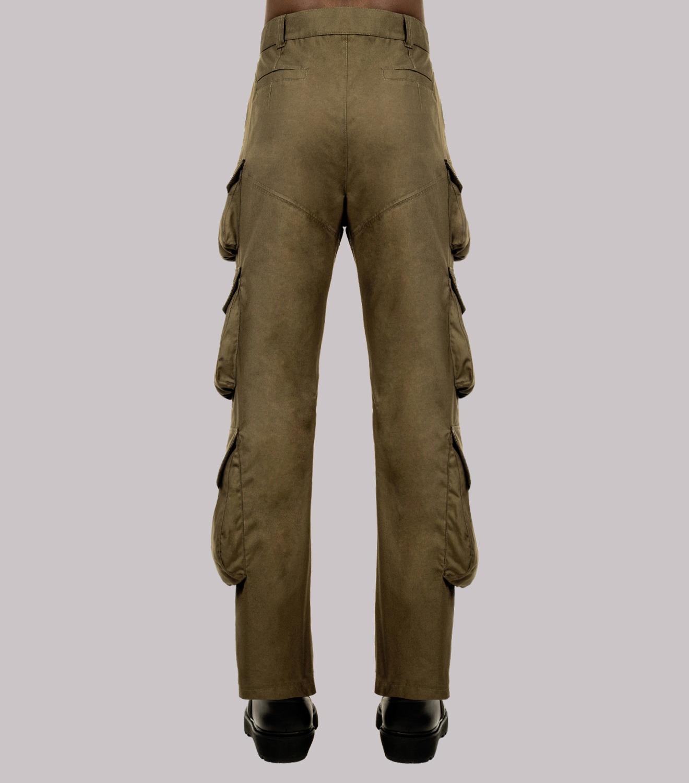 REAMEREI: pantaloni con maxi tasche 19
