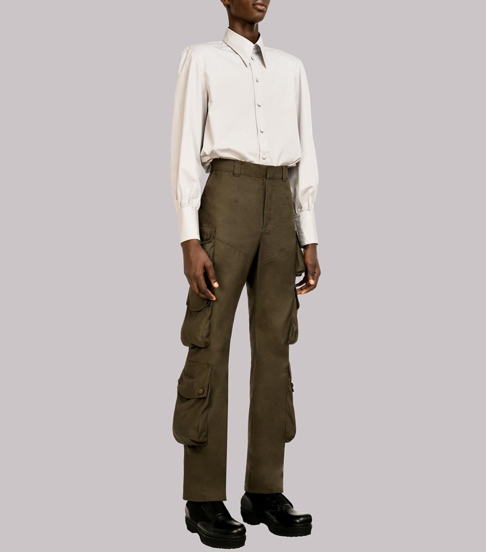 REAMEREI: pantaloni con maxi tasche 17