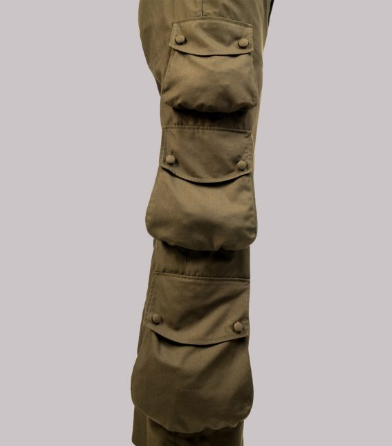 REAMEREI: pantaloni con maxi tasche 11