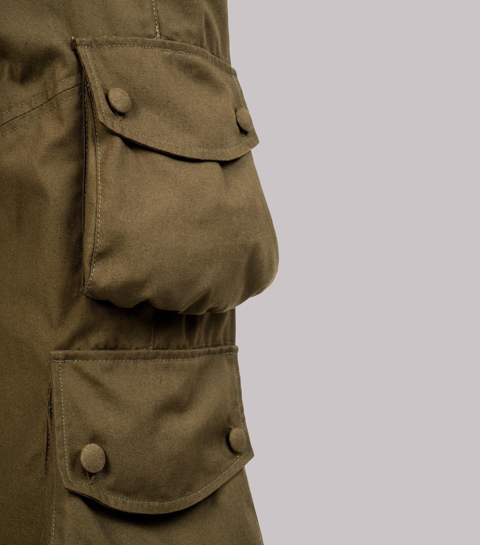 REAMEREI: pantaloni con maxi tasche 8