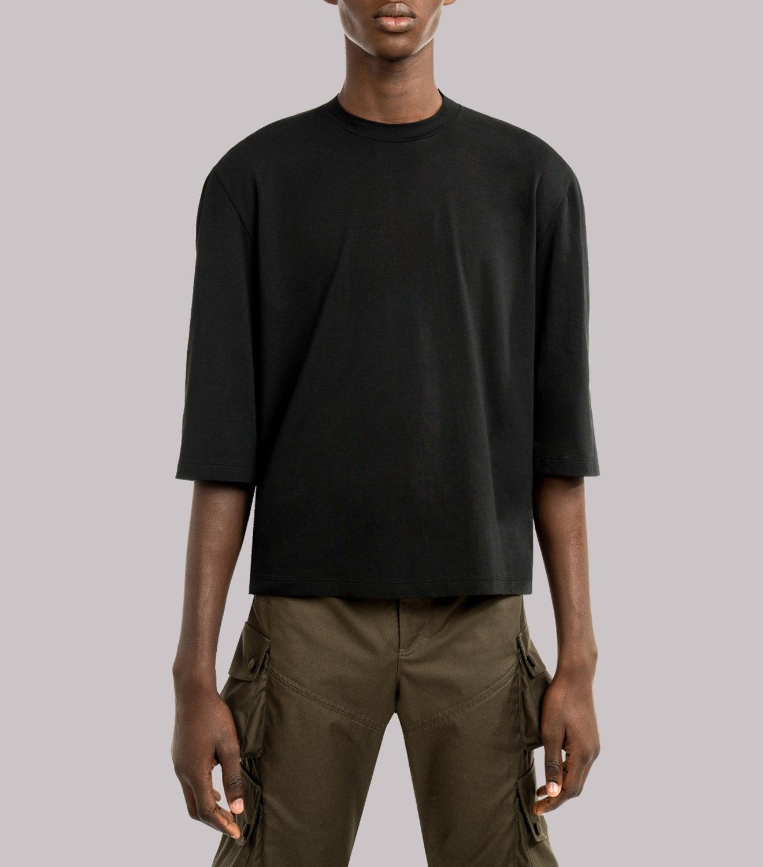 REAMEREI: t-shirt con stampa e tasca posteriore 8