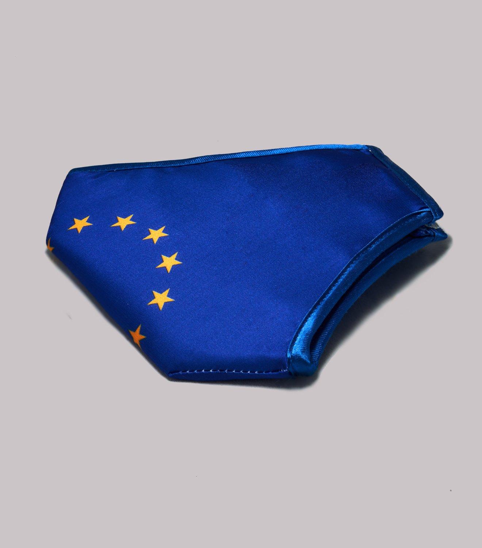 REAMEREI: mascherina con stampa Europa 2