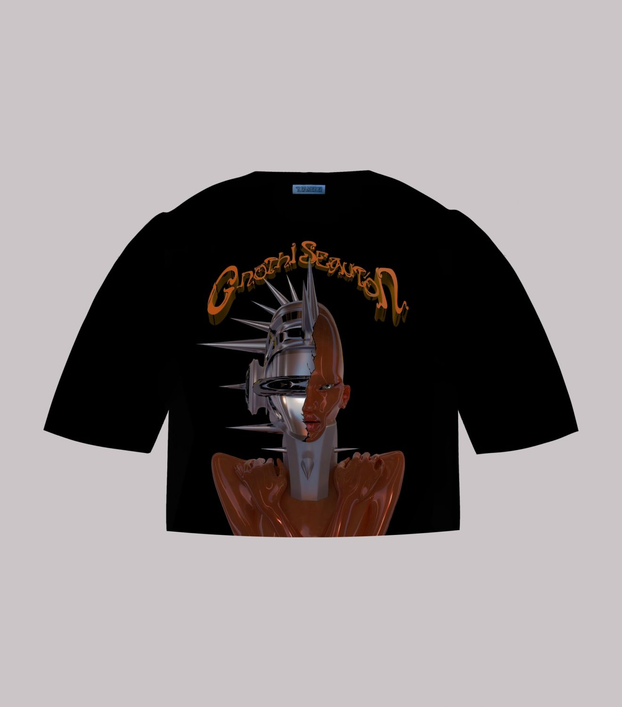"REAMEREI: t-shirt sostenibile ""Gnōthi Seautón"" 3"