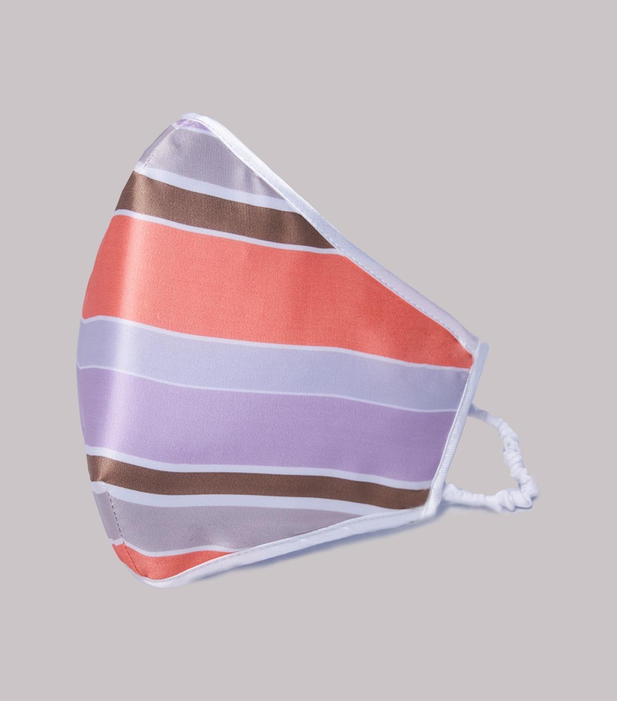 REAMEREI: stripe print mask